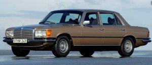 W116 1972-1980