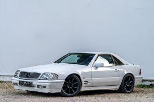 W129 (1989-2001)