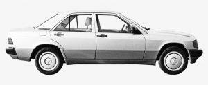 W201 (190E-190D) 1983-1993
