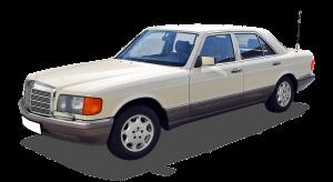 W126 (1980-1991)